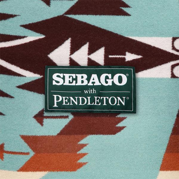 Sebago x Pendleton Tucson Blanket