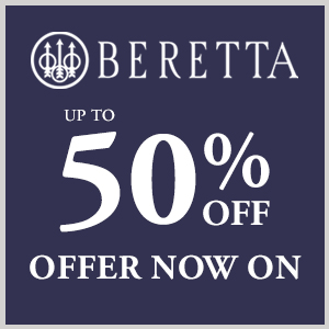 Beretta sale at The Sporting Lodge