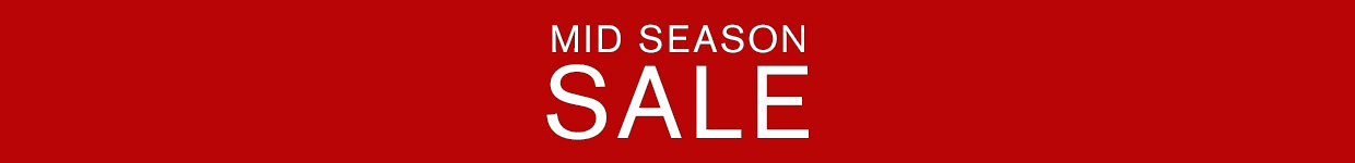 Mid Season Sale Now On