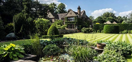 Fischers Baslow Hall Luxury Hotel and Gardens