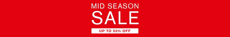 Mid Season Sale Now On