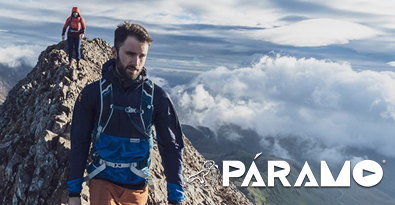 High Performance Paramo Outdoor Clothing Protecting Climbers in Extreme Conditions