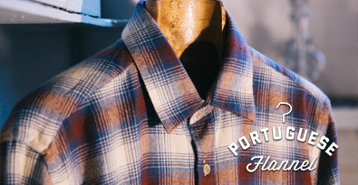 The Iconic Portuguese Flannel Check Shirt Red / Blue / White