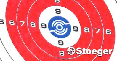 Stoeger Paper Shooting Target