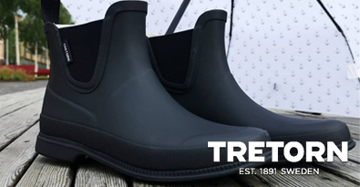 Swedish Made Trentorn Womens Winter Boots