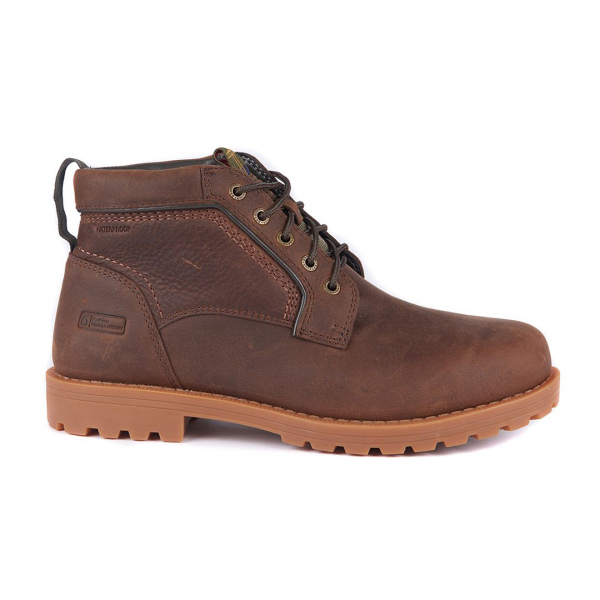 Barbour Carrock Chukka Dark Brown