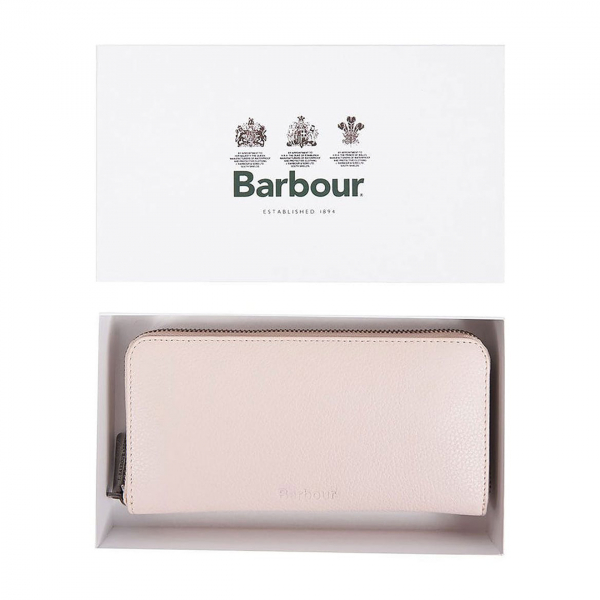 Barbour Womens Clutch Purse Pink
