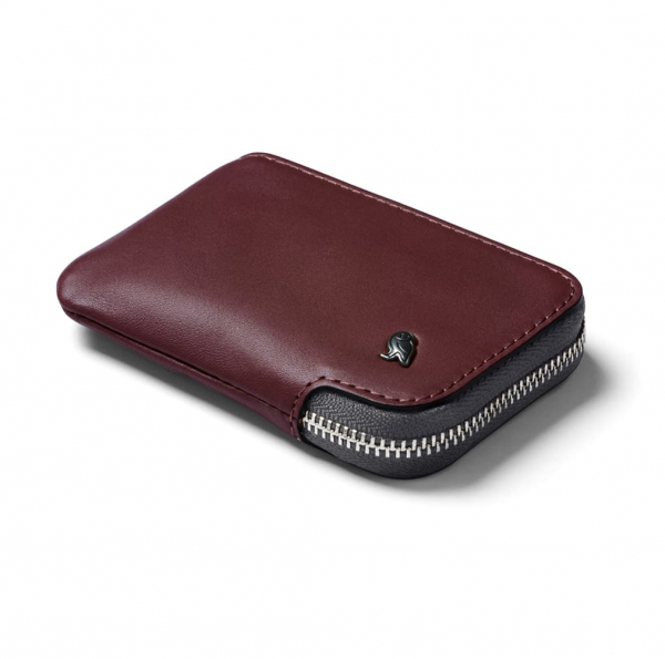 Bellroy Card Pocket Wine