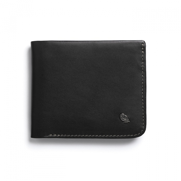 Bellroy Hide and Seek Hi Wallet Black - RFID
