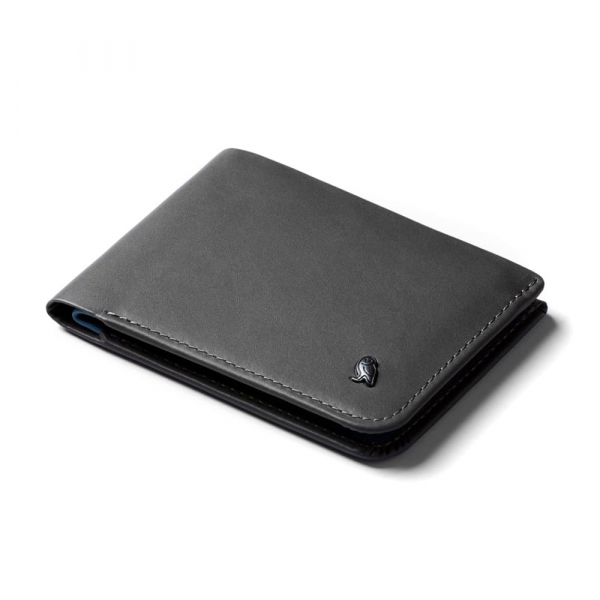 Bellroy Hide and Seek Hi Wallet Charcoal – RFID
