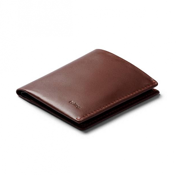 Bellroy Note Sleeve Wallet Cocoa - RFID