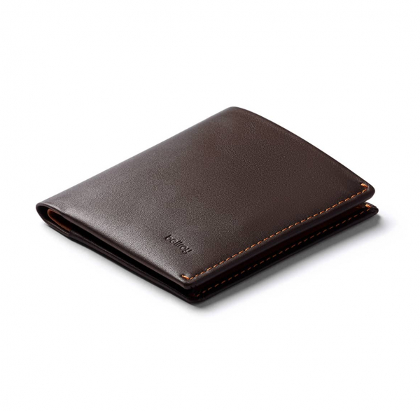 Bellroy Note Sleeve Wallet Java / Caramel - RFID