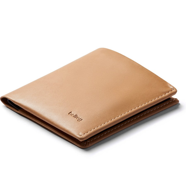 Bellroy Note Sleeve Wallet Tan-RFID
