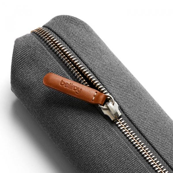 Bellroy Pencil Case Mid-Grey
