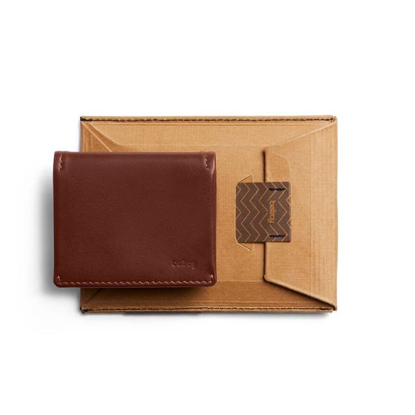 Bellroy Slim Sleeve Wallet Cocoa / Java