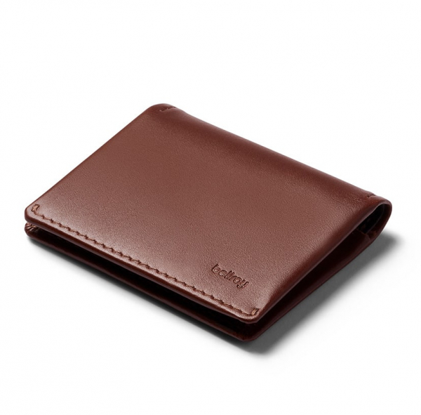 Bellroy Slim Sleeve Wallet Cocoa / Java