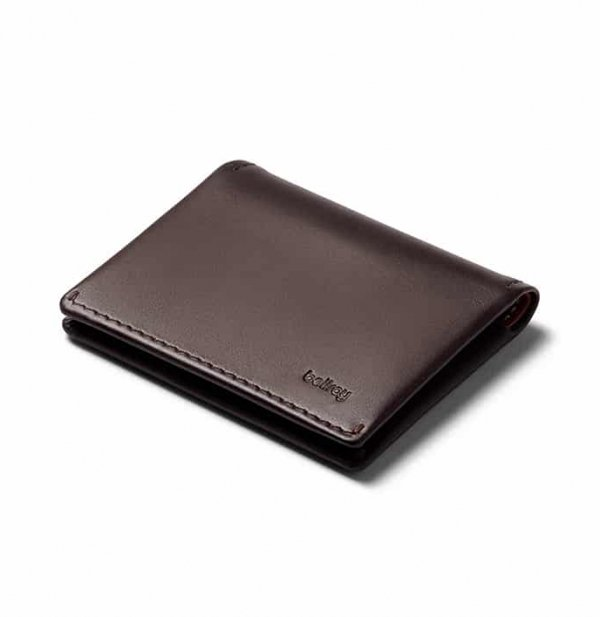 Bellroy Slim Sleeve Wallet Java / Caramel