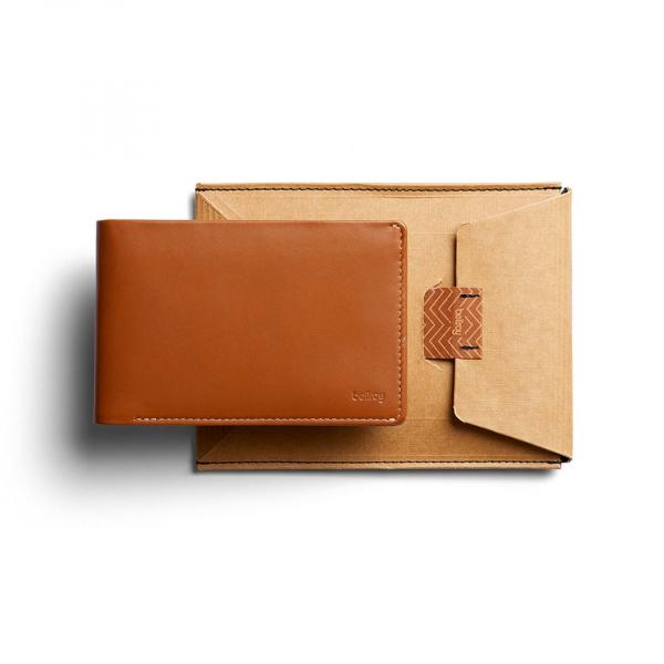 Bellroy Travel Wallet Caramel
