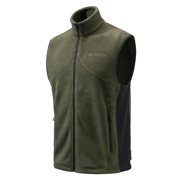 Beretta Smartech Fleece Vest Green