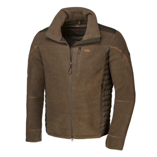Blaser Fleece Jacket Sportiv Mud