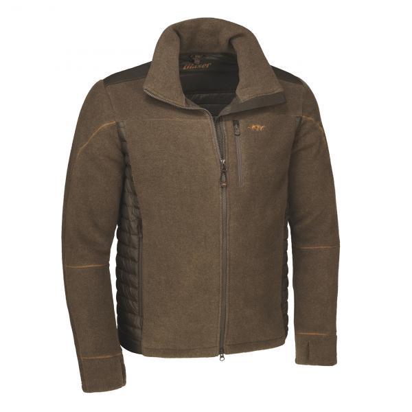 Blaser Fleece Jacket Sportiv Mud