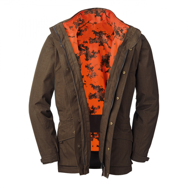 Blaser Hybrid 2 in 1 Jacket Nutmeg