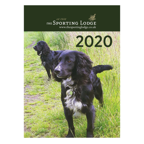 The Sporting Lodge 2020 Dog Calendar