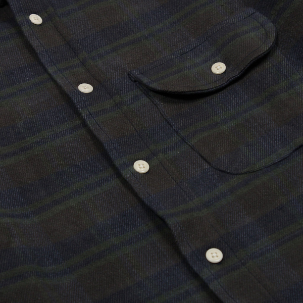 Far Afield Larry Flannel Shirt Magnus Check