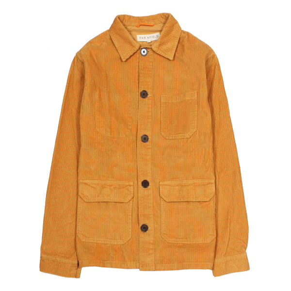 Far Afield Porter Corduroy Jacket Inca Gold
