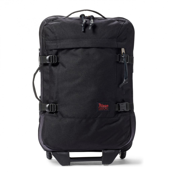 Filson Dryden 2-Wheel Carry-On Bag Dark Navy