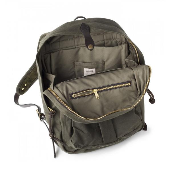 Filson Journeyman Backpack Otter Green