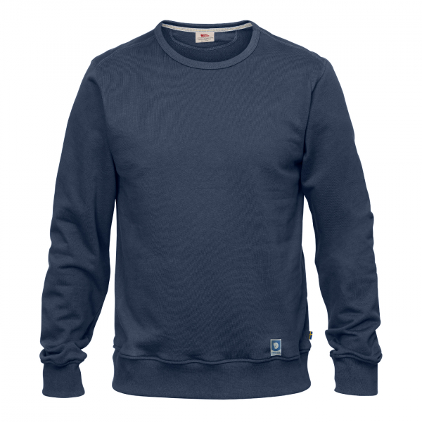 Fjallraven Greenland Sweatshirt Dark Navy