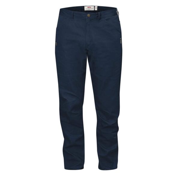 Fjallraven High Coast Trousers Long Navy