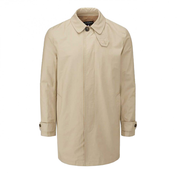 Gloverall Mansell Mac / Car Coat Stone