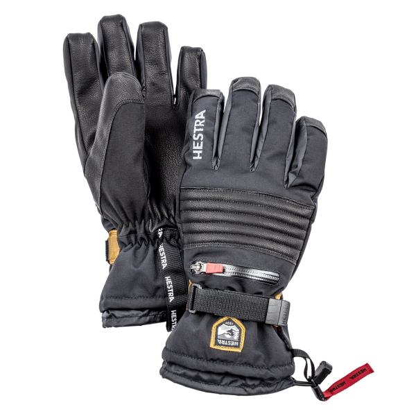 Hestra All Mountain CZone Glove Black