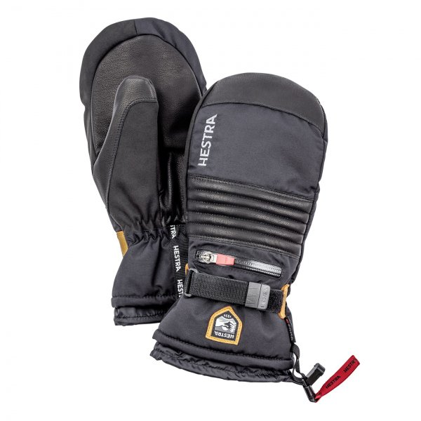 Hestra All Mountain CZone Mitt Glove Black