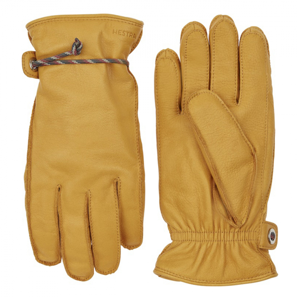Hestra Granvik Gloves Natural Yellow