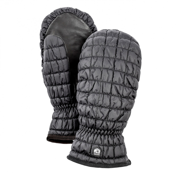 Hestra Moon Light Mitt Glove Black