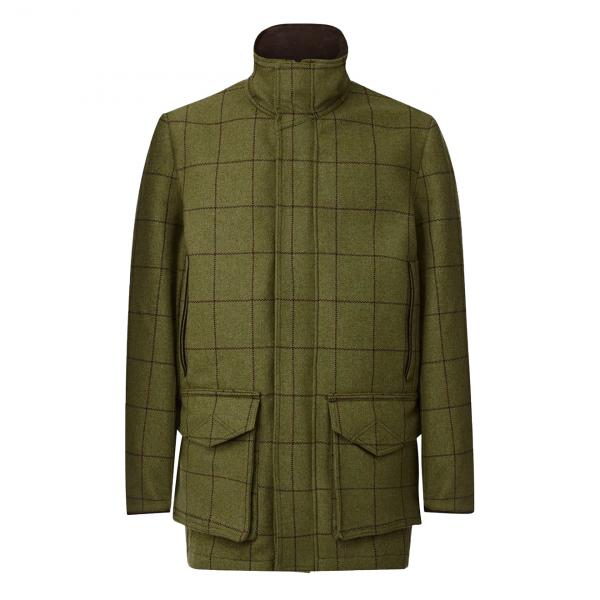 James Purdey Tweed Field Coat Howeskye