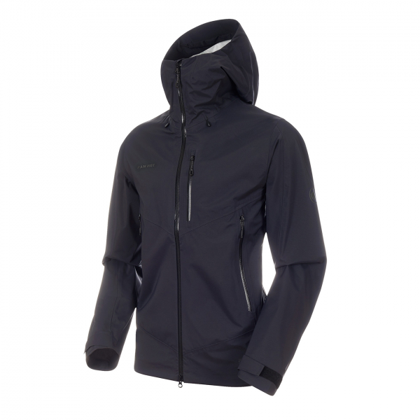 Mammut Kento HS Hooded Jacket Black
