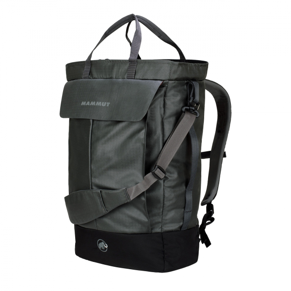 Mammut Neon Shuttle 22L Backpack Graphite / Black