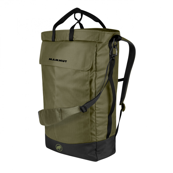 Mammut Neon Shuttle 22L Backpack Olive / Black
