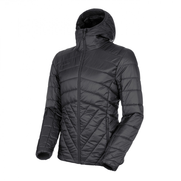 Mammut Rime IN Hooded Down Jacket Black