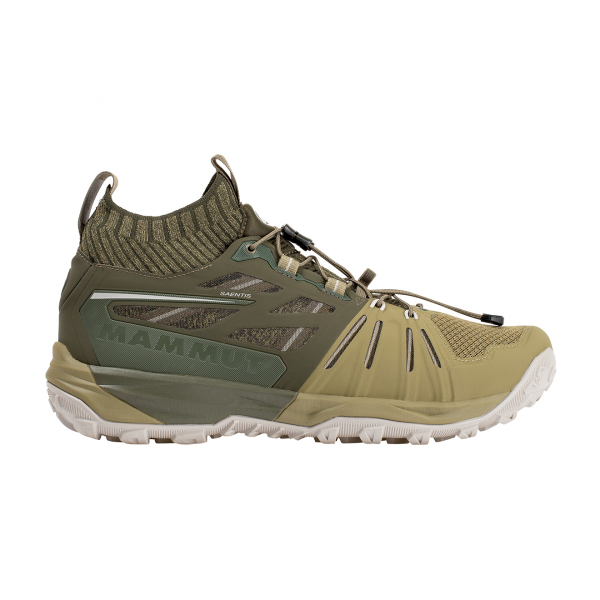 Mammut Saentis Knit Low Olive / Dark Olive