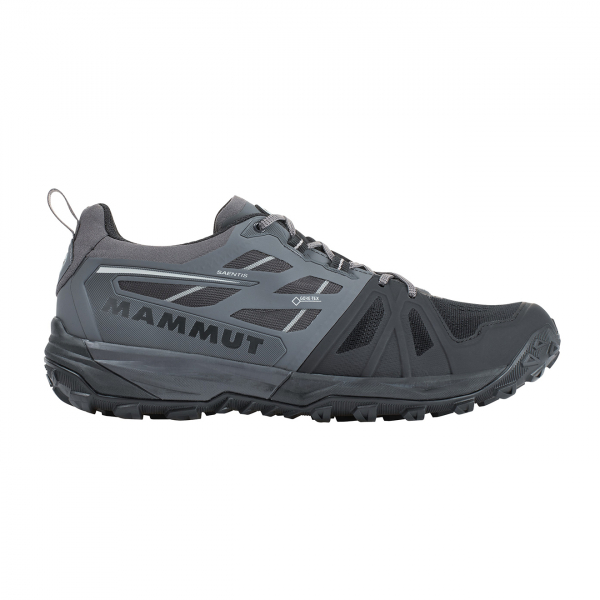 Mammut Saentis Low GTX Black / Dark Titanium