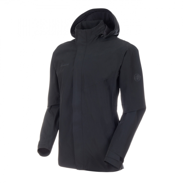 Mammut Trovat HS Hooded Jacket Black
