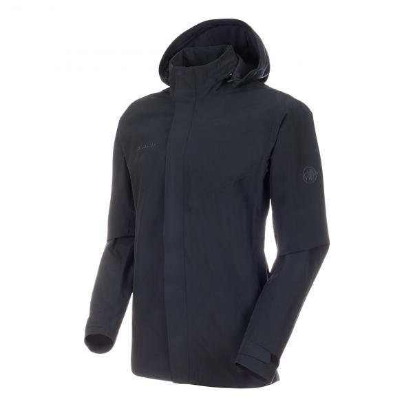 Mammut Trovat HS Hooded Jacket Black