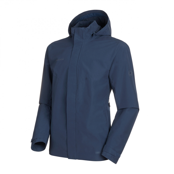 Mammut Trovat HS Hooded Jacket Peacoat