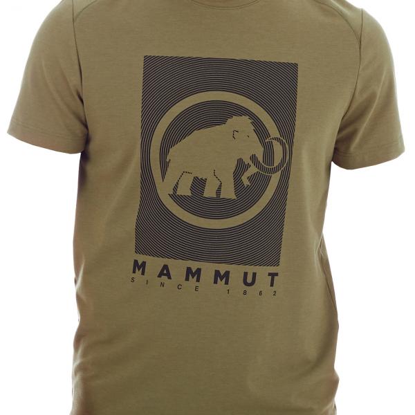 Mammut Trovat T-Shirt Olive PRT2