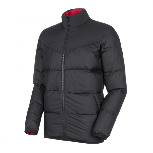 Mammut Whitehorn IN Jacket Black / Scooter
